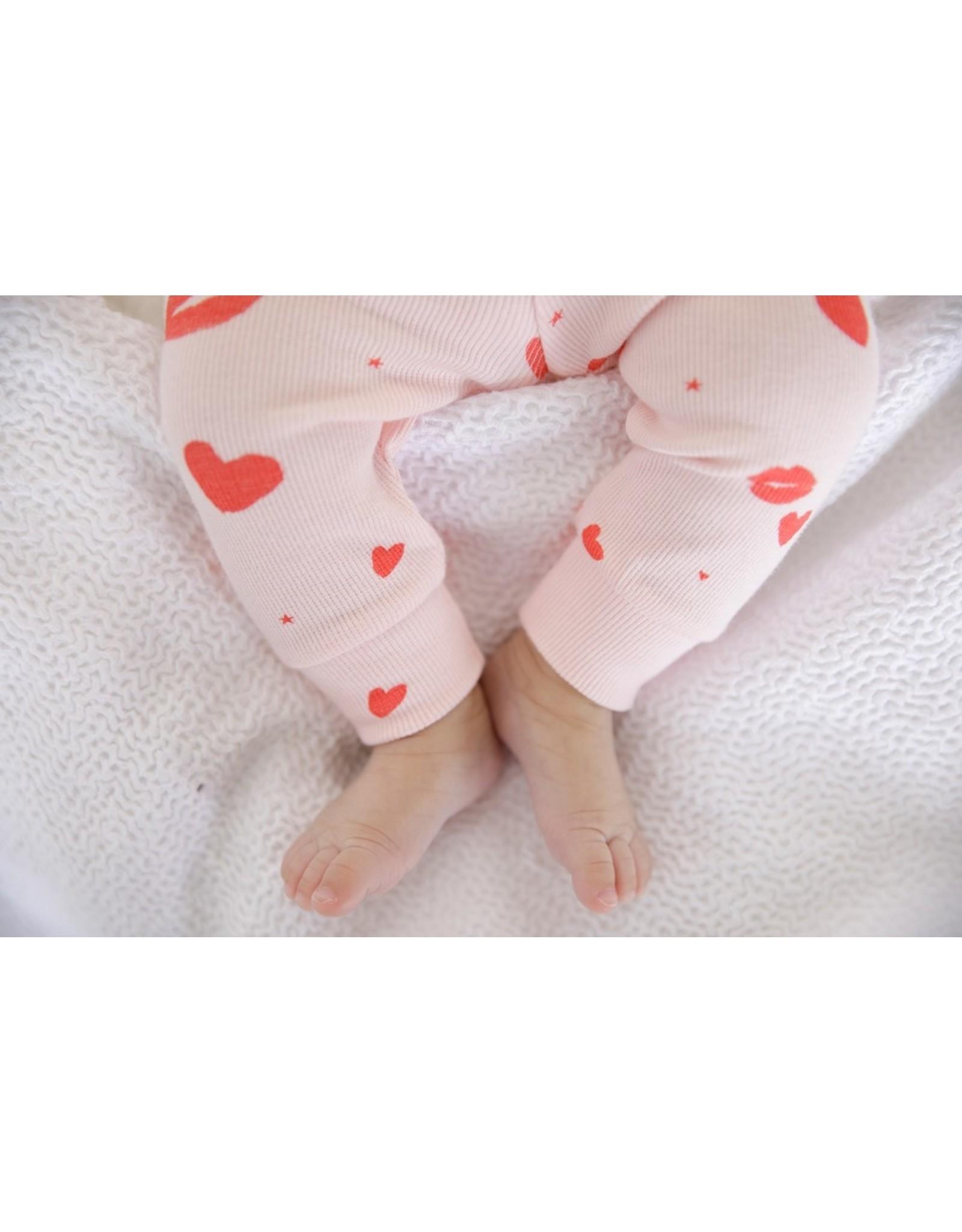 Feetje Love Lesley - Premium Sleepwear by FEETJE Roze