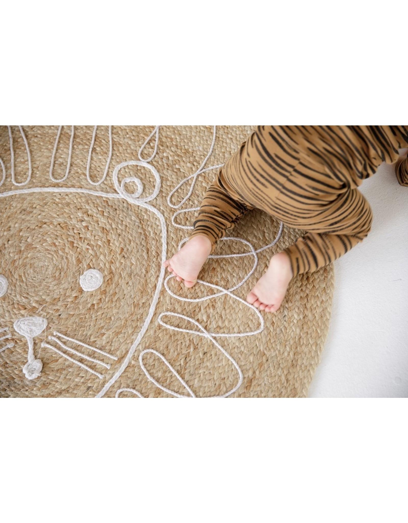 Feetje Tiger Taylor - Premium Sleepwear by FEETJE Camel