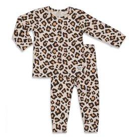 Feetje Leopard Lou - Premium Sleepwear by FEETJE Perzik