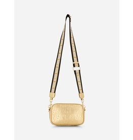 Nik & Nik Ziva Cross Body Bag Gold