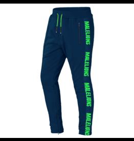 Malelions Junior Santos Pant Navy - Green