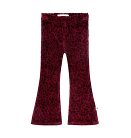 Your Wishes Panther | Flared Legging Plum