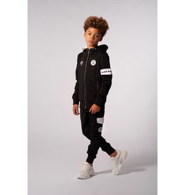 Black Bananas JR. Captain Tracksuit Black