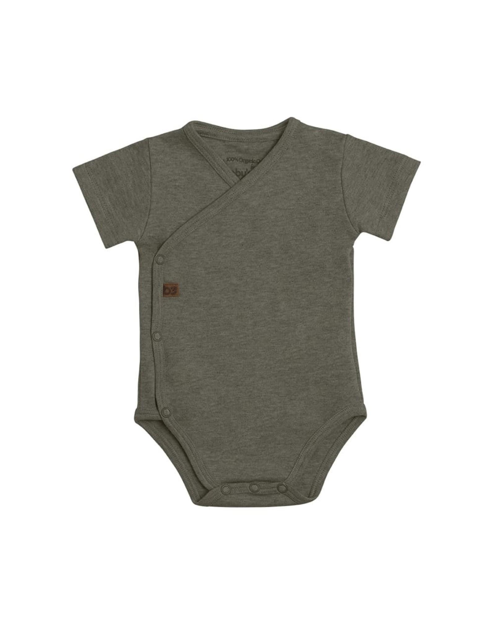 Baby's Only Rompertje Melange khaki