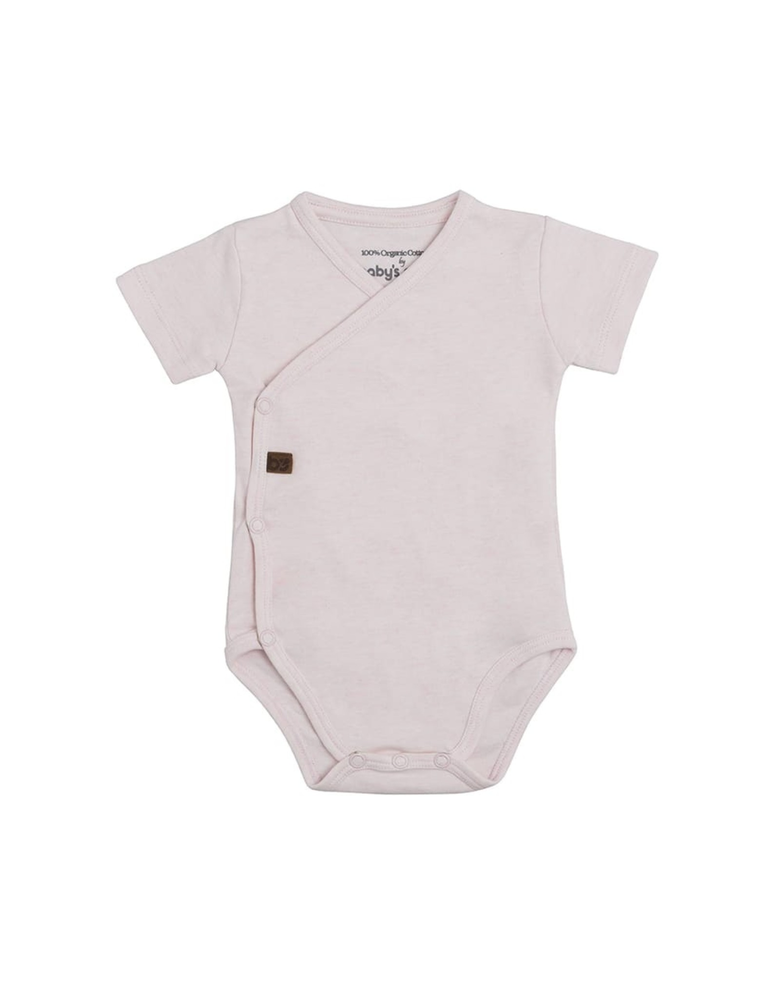 Baby's Only Rompertje Melange classic roze