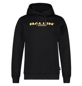 Ballin Amsterdam Hoodie Gold Black Edition