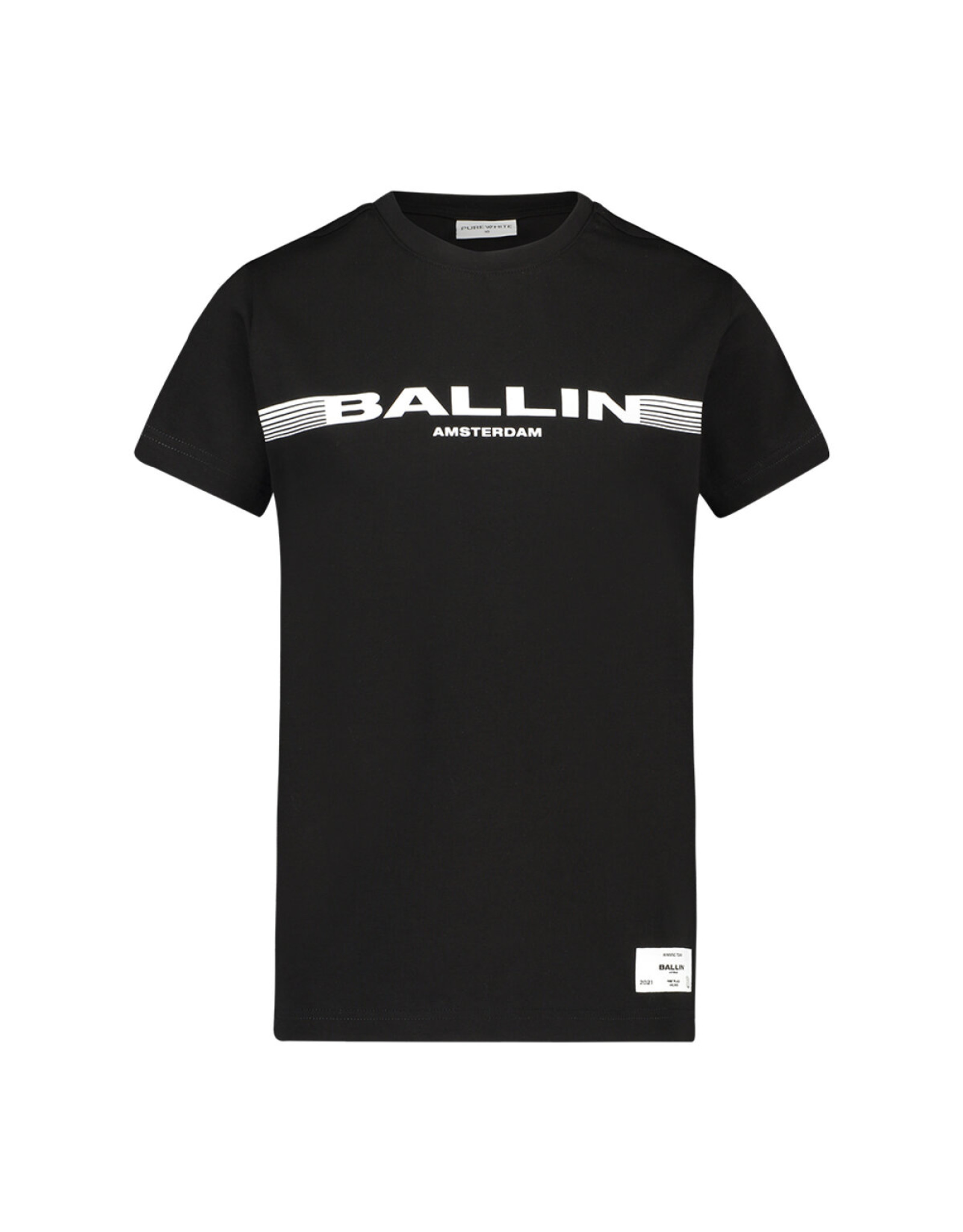 Ballin Amsterdam T-shirt Black