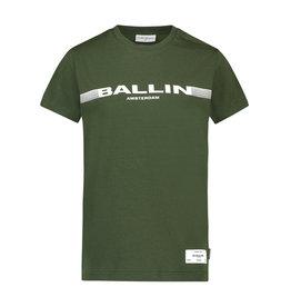 Ballin Amsterdam T-shirt Dark Army