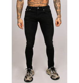 2LEGARE Noah  Stretch Jeans 102 Kids Black
