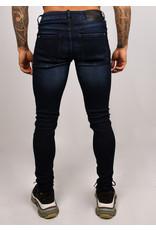 2LEGARE Noah Stretch Jeans 201 Kids Dark Blue