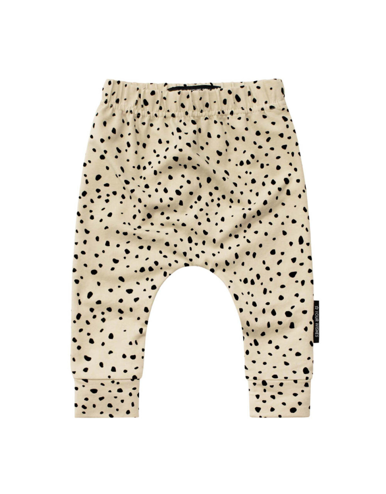 Your Wishes Pant Cheetah Nude