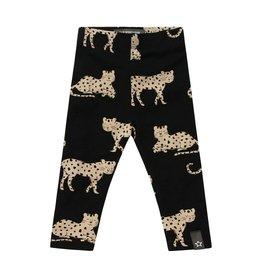 Your Wishes Legging Wild Cheetahs Zwart