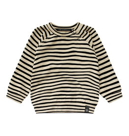 Your Wishes Sweatshirt Stripes Nude