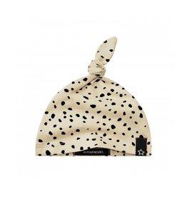 Your Wishes Newborn Hat Cheetah Nude