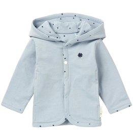 Noppies Vest REV Grey Blue