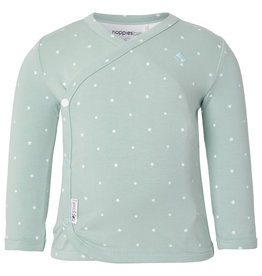 Noppies Unisex Longsleeve Anne Grey Mint
