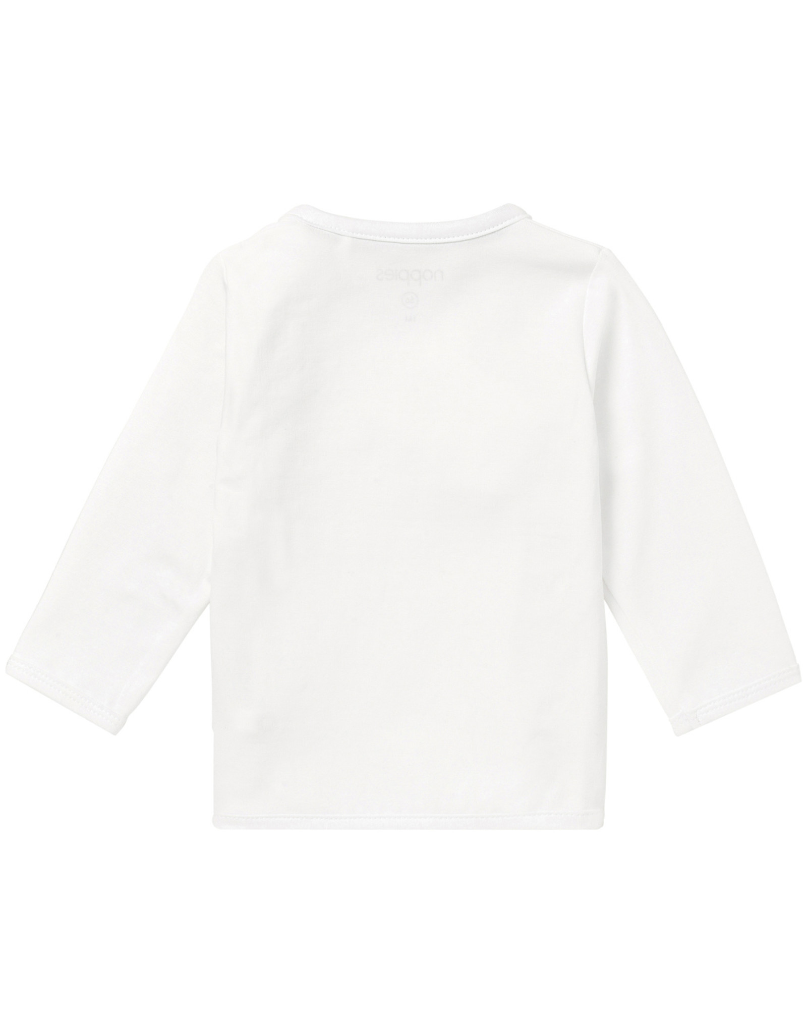 Noppies Unisex Longsleeve Little White