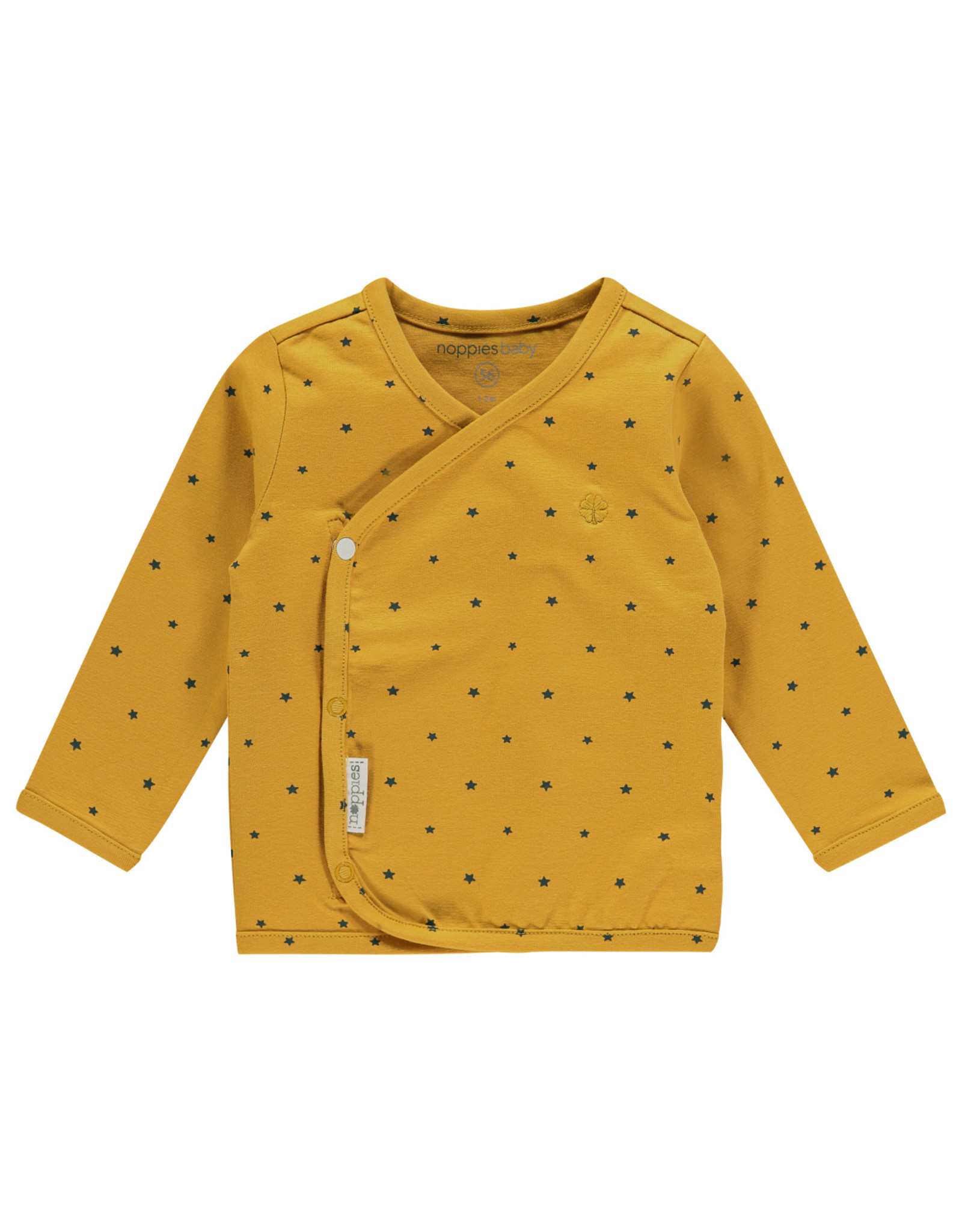 Noppies Unisex Longsleeve Taylot Honey Yellow