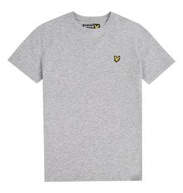 Lyle & Scott Jongens Classic T-shirt Grey Heather