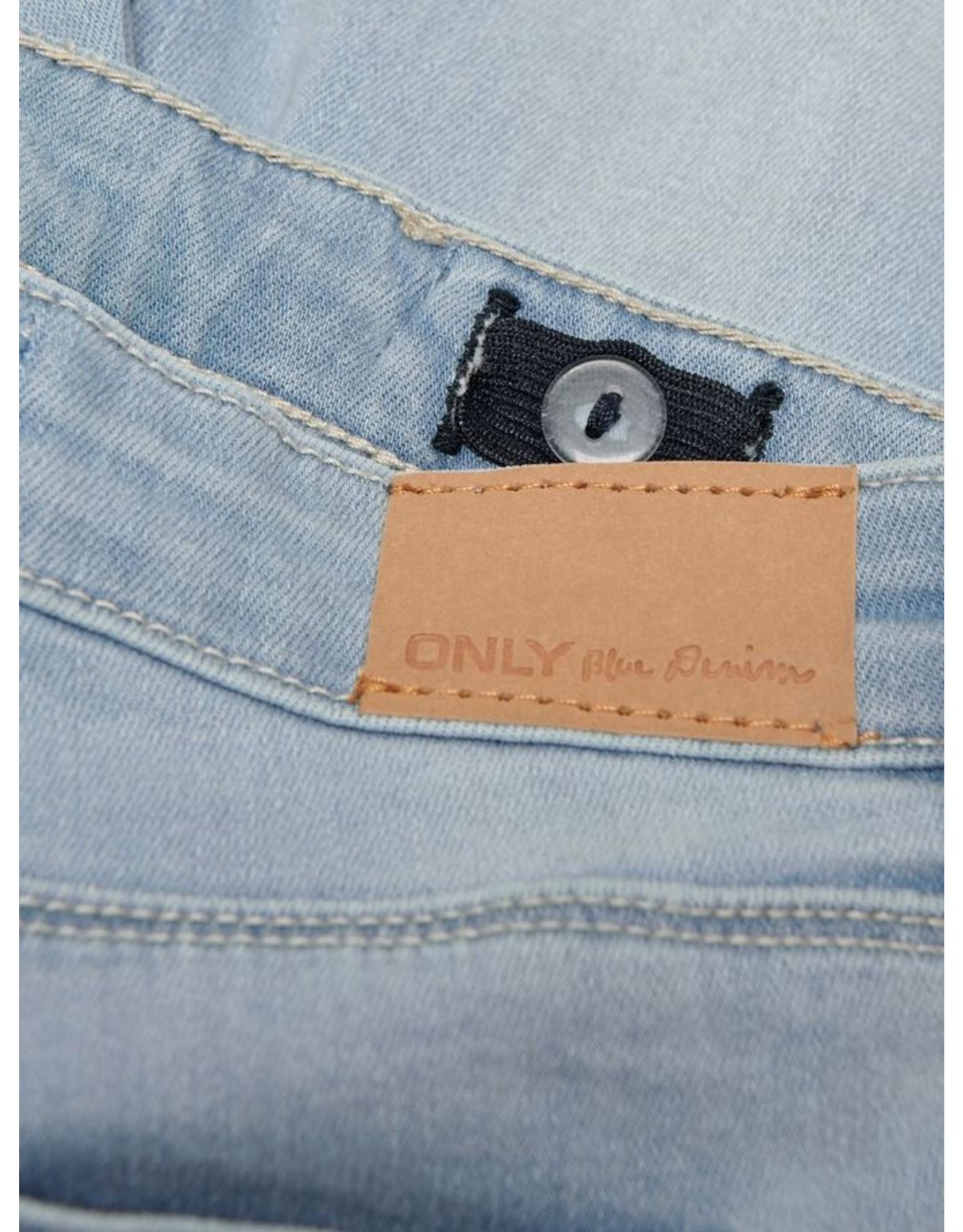 Kids Only Meisjes Jeans Konrachel Light Blue Denim