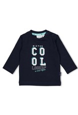 Feetje Longsleeve Cool - Team Icecream Marine