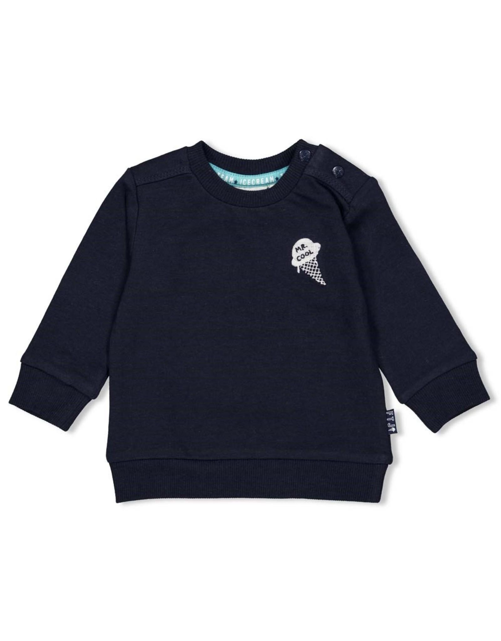 Feetje Sweater - Team Icecream Marine