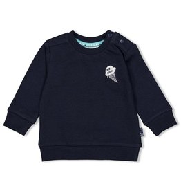Feetje Sweater - Team Icecream Marine