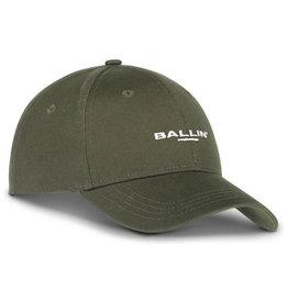 Ballin Amsterdam Cap Dark Army