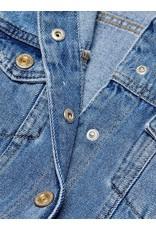 Kids Only Lange Destroyed Spijkerjas Blauw
