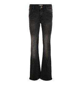 Kids Only Konlinn Flared Jeans Grijs