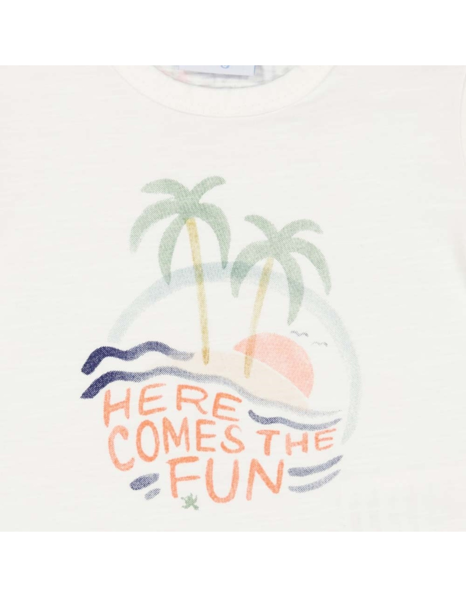 Feetje T-shirt - Here Comes The Fun Wit