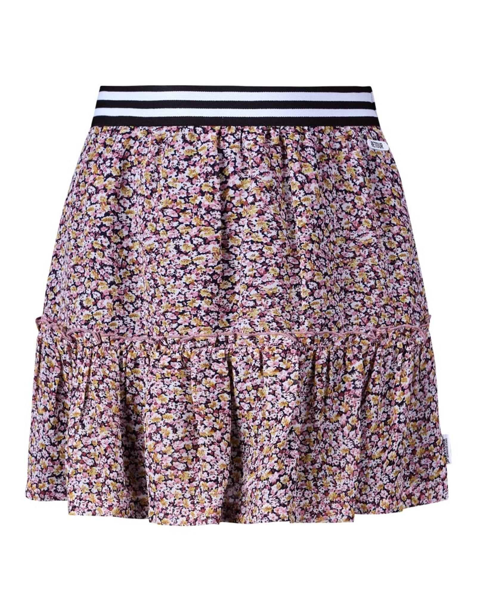 Retour Jeans Skirt Rosie Black
