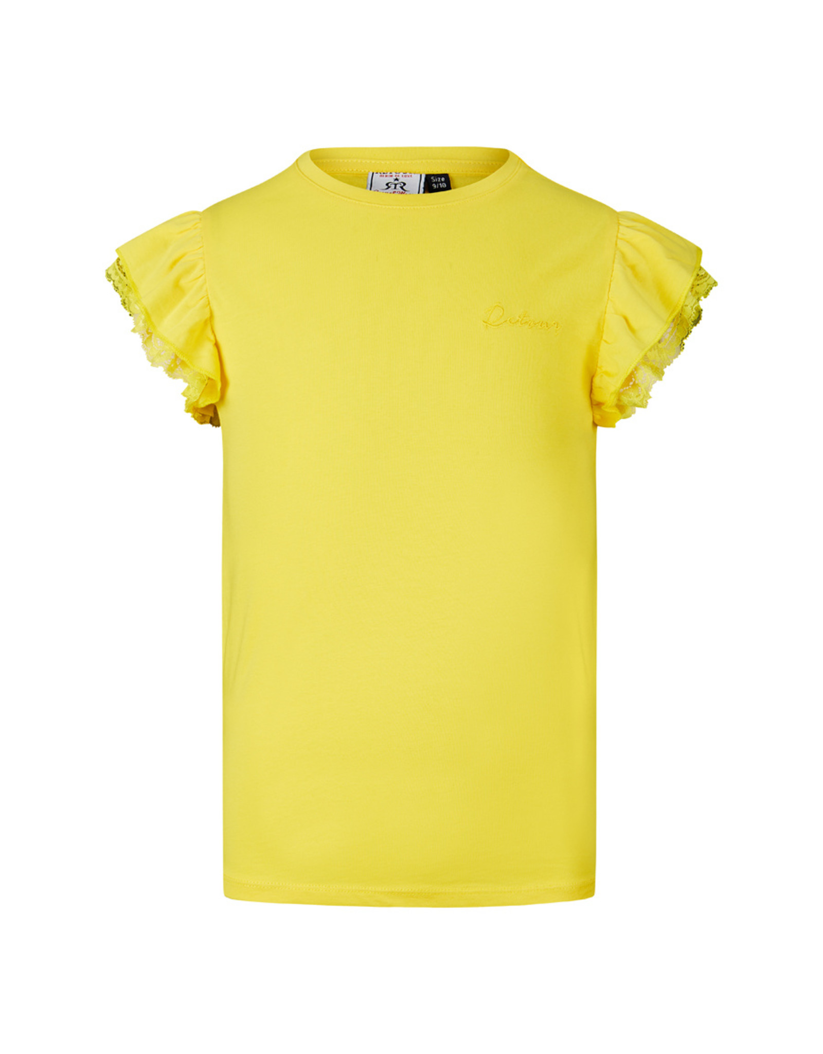 Retour Jeans Top Hanna Yellow