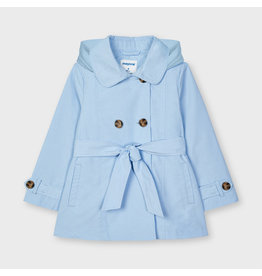 Mayoral Trench coat  Lightblue