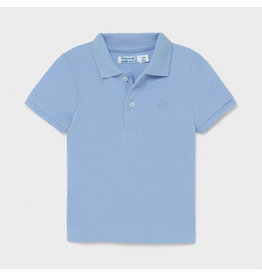Mayoral Basic s/s polo Lavender