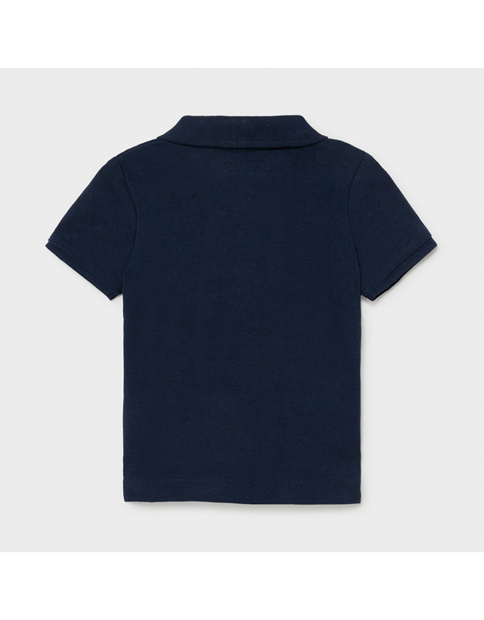 Mayoral Basic s/s polo Nautical