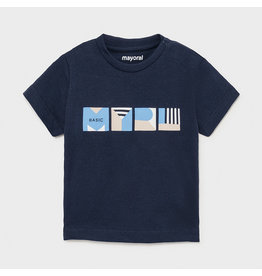 Mayoral Basic s/s t-shirt  Nautical