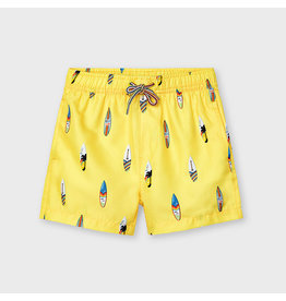 Mayoral bathing suit shorts  Banana