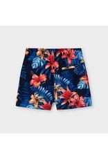 Mayoral Printed swim shorts  Navy