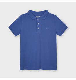 Mayoral Basic s/s polo Waves
