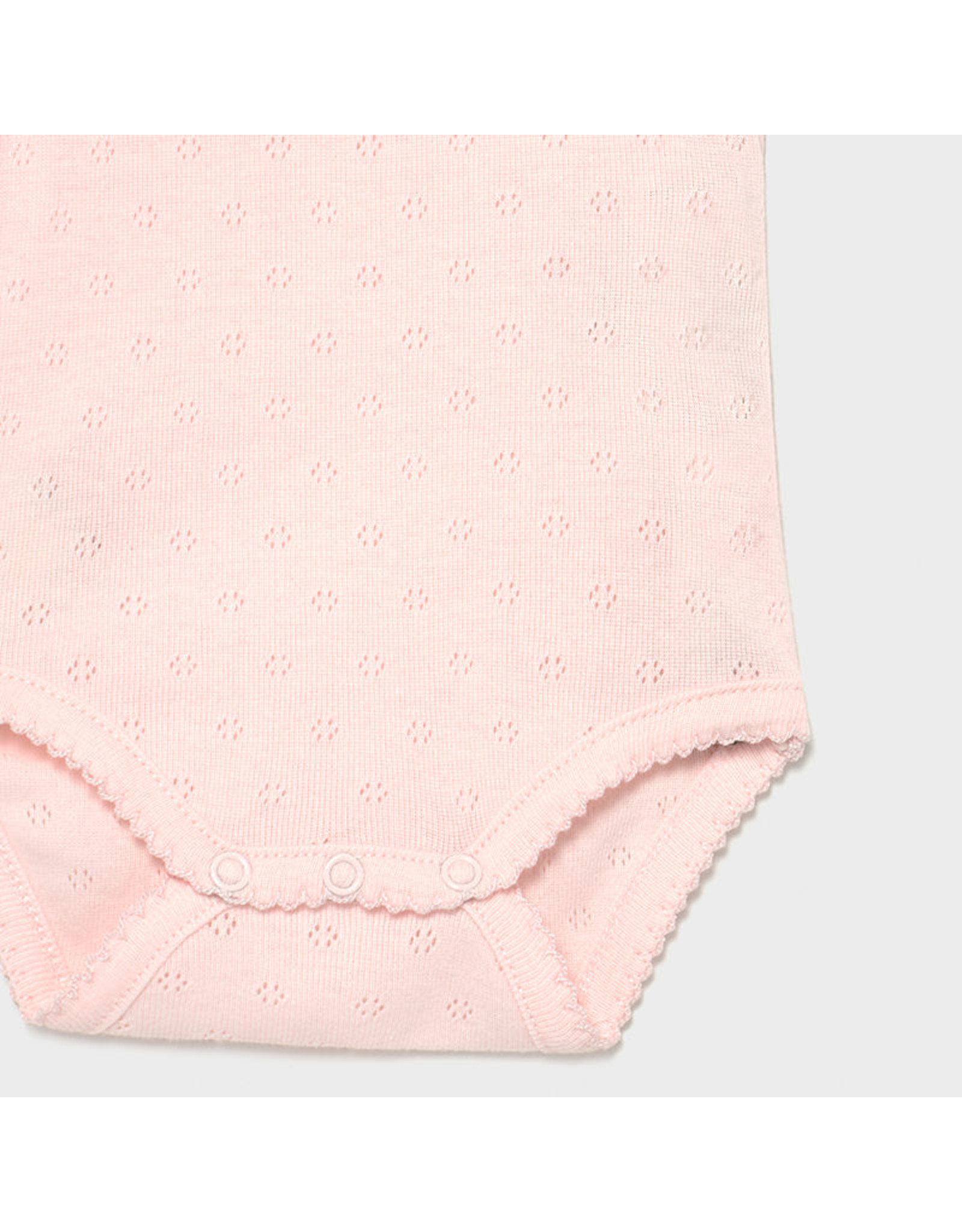Mayoral Basic body with straps Baby Rose