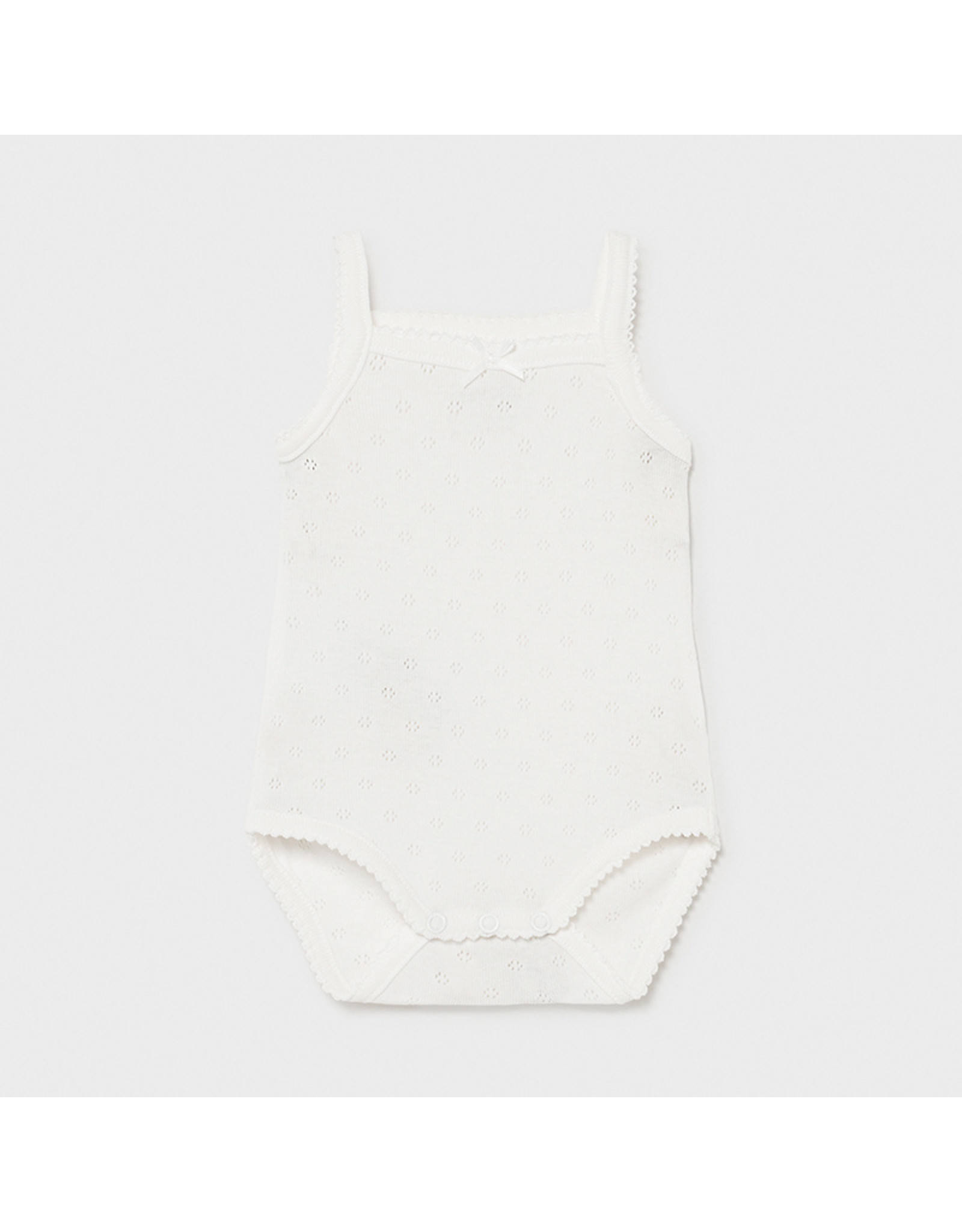 Mayoral Basic body with straps Natural