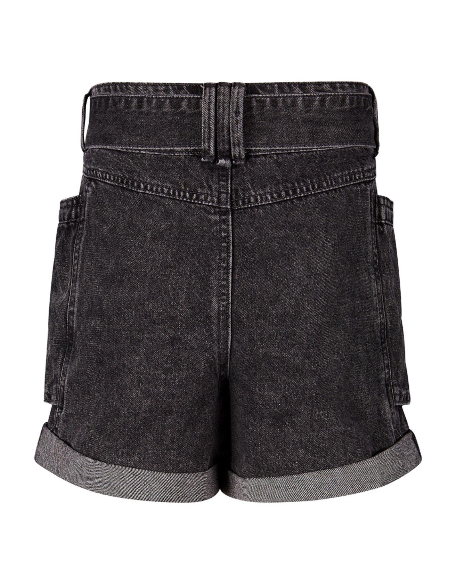 Retour Jeans Short Paola Medium Grey Denim