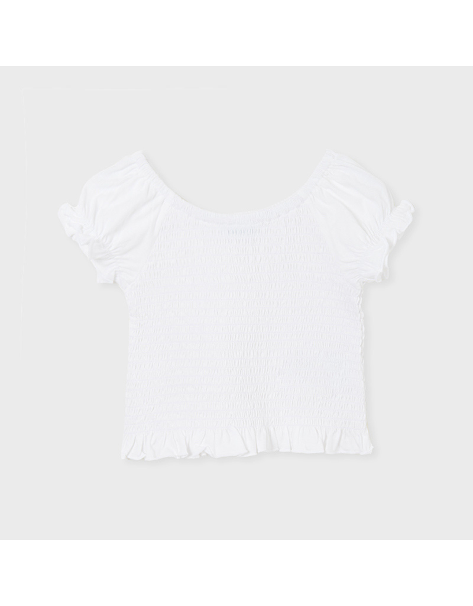 Mayoral s/s t-shirt  White