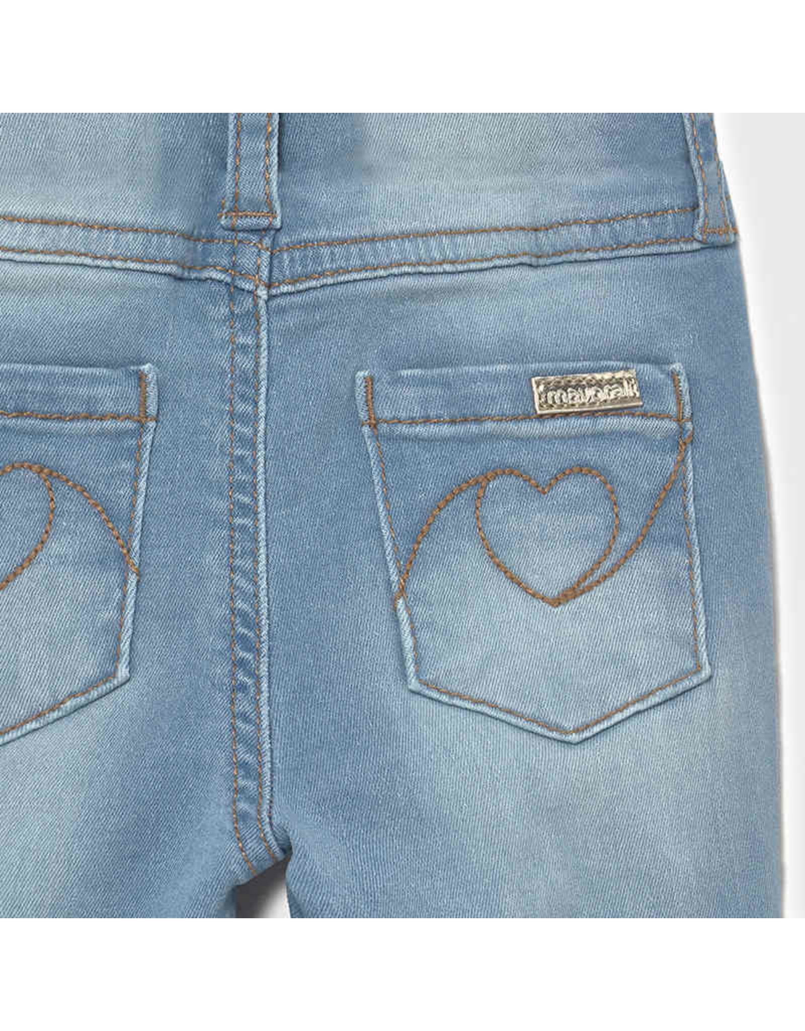 Mayoral Basic denim pants  Light