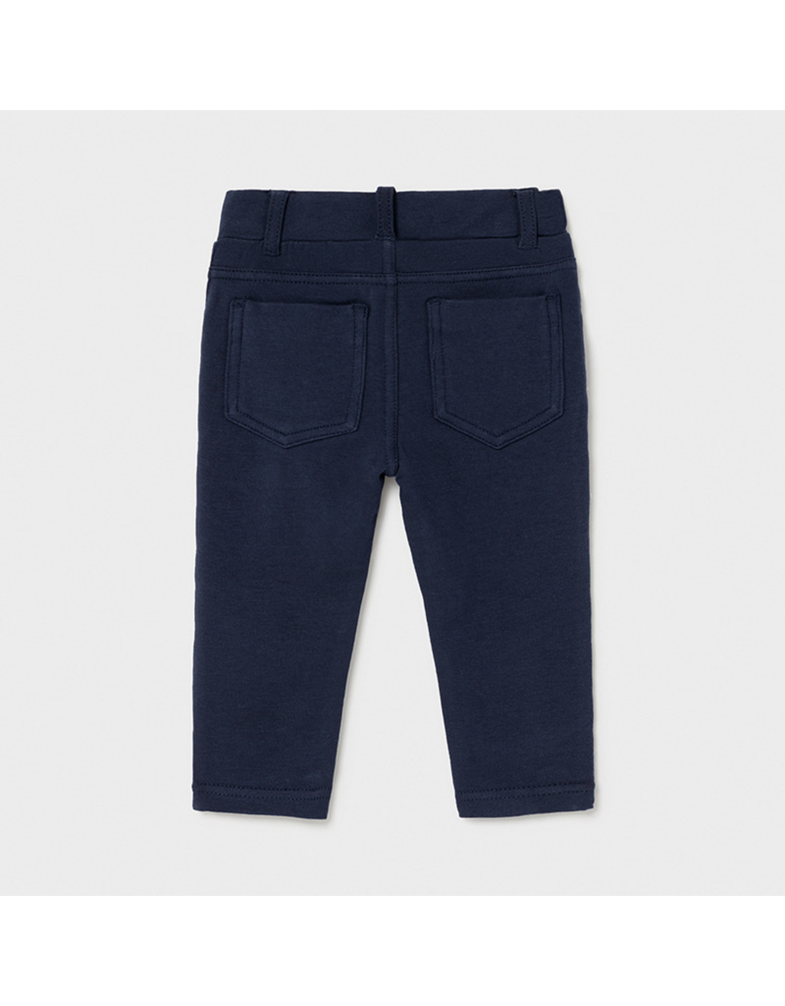 Mayoral Basic knit pants Navy