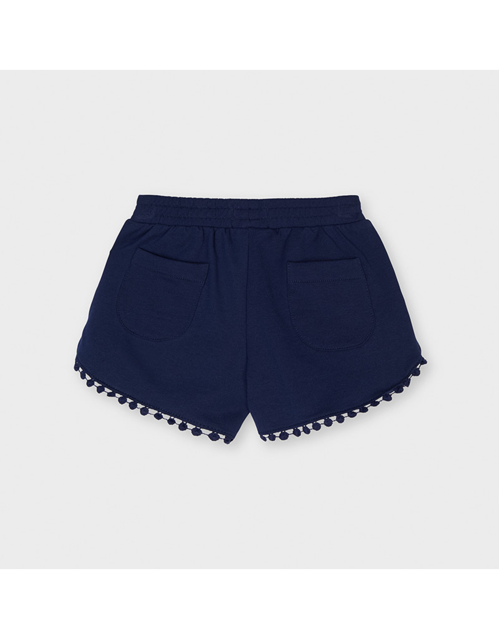 Mayoral Chenille shorts Ink