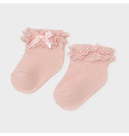 Mayoral Dressy socks  Pale Blush