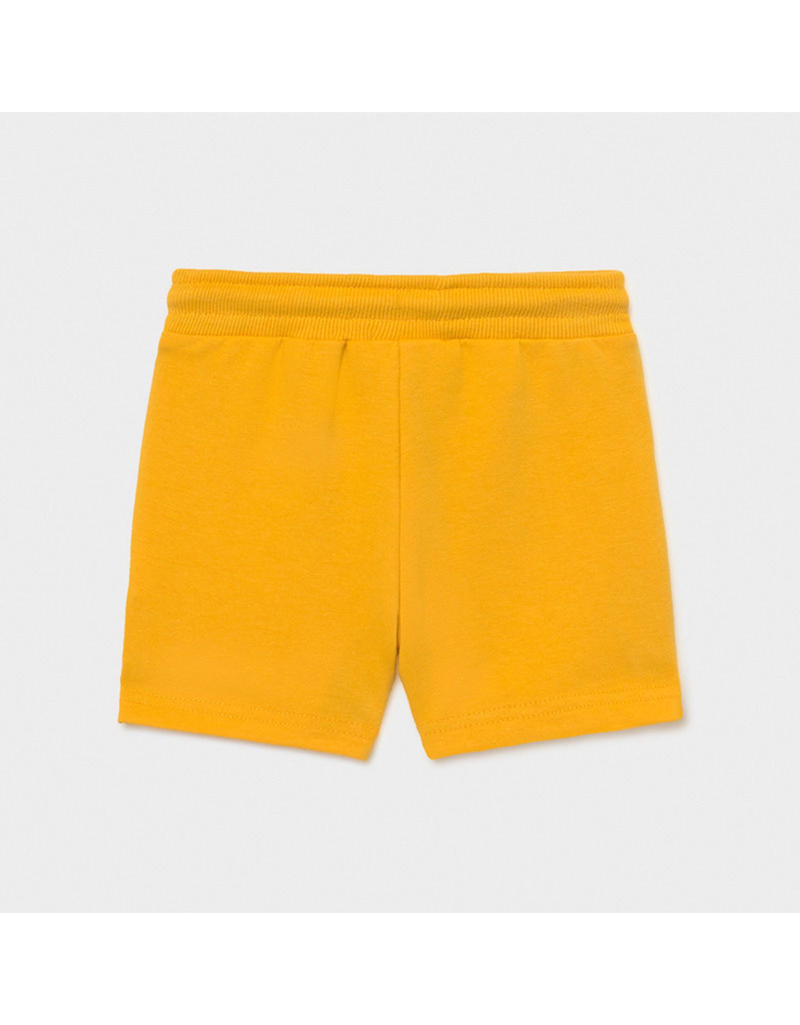 Mayoral Basic fleece shorts  Mango