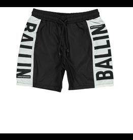 Ballin Amsterdam Swimshort Black